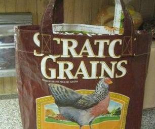 Feed Bag Tote Bag