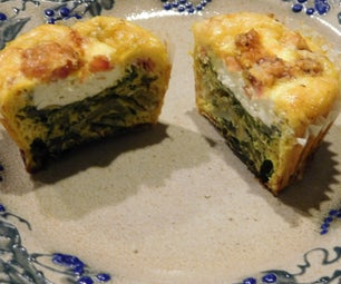 Seriously Good Quiche Muffins