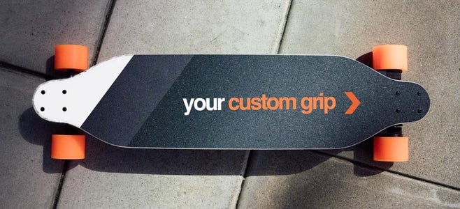 How to Make a Custom Grip Tape Template for Your Board