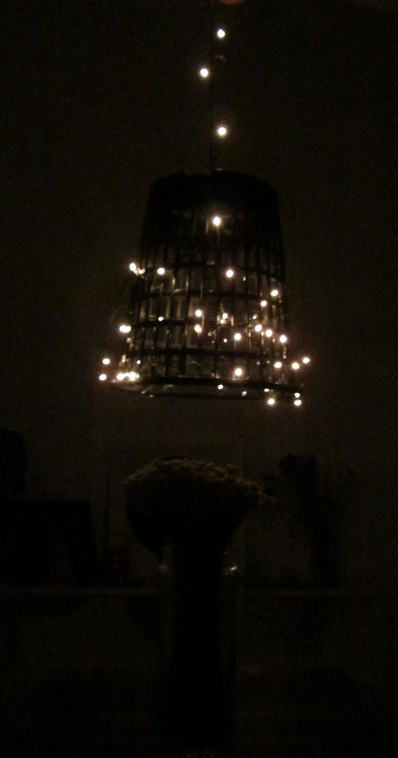 Dinner for Two Lamp