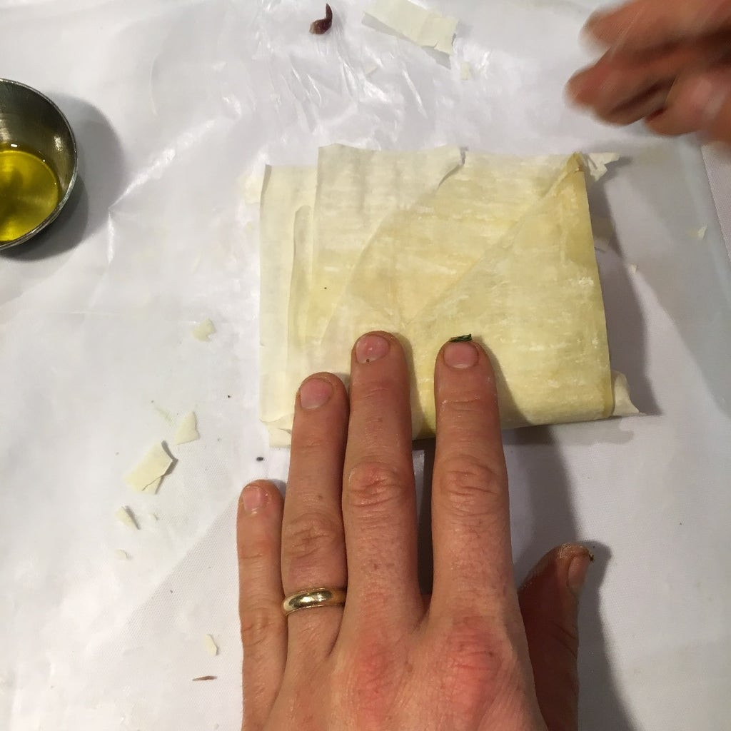 Filling and Folding