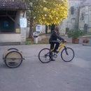 Bike trailer