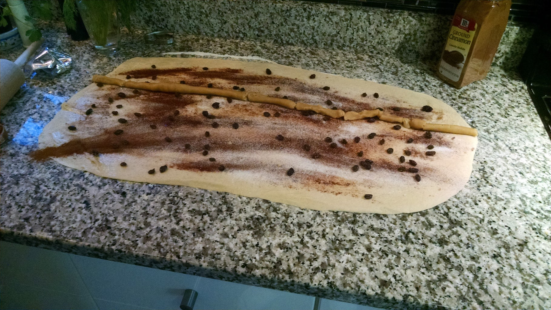 Add Almond Paste (OPTIONAL)