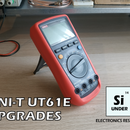 Voltage and Current Protection Upgrades for UNI-T UT61E