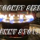 Pocket Sized Penny Stove