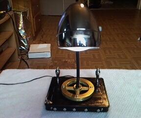 Elegant LED Desk Lamp