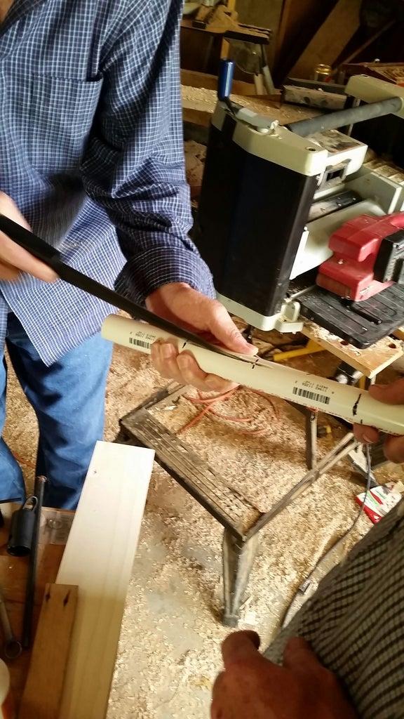 DIY Drumstick Holder