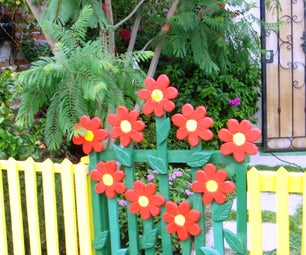 Fun Flower Gate