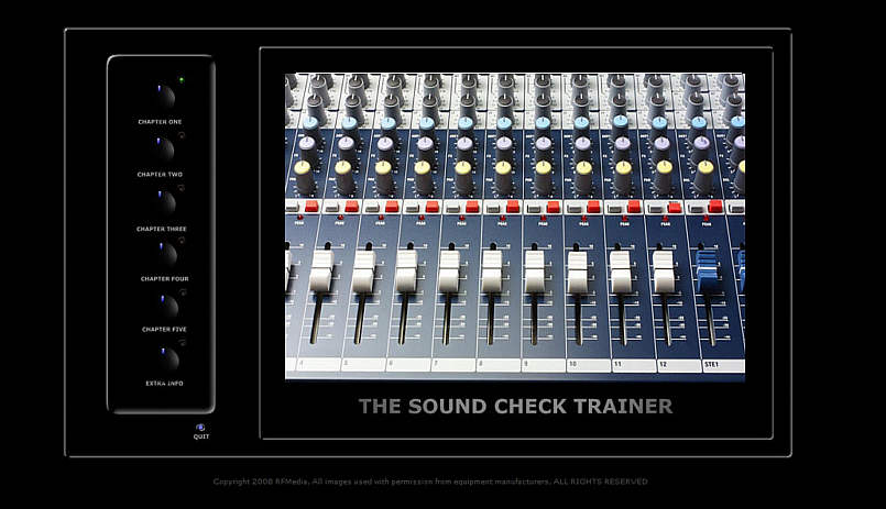 how to reduce feedback in a sound system with a graphic equalizer