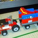 Mobile Rock Launcher Platform aka MORLAP aka LEGO Catapult