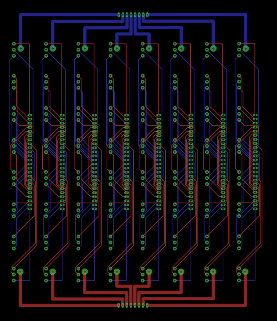 Cube Base PCB