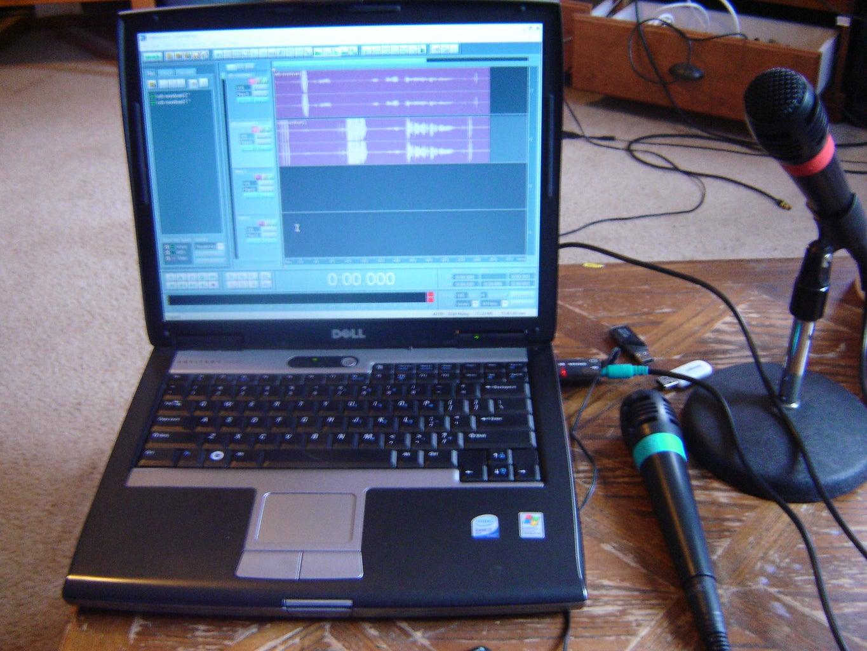 Cheap USB Simultaneous Multitrack Recording