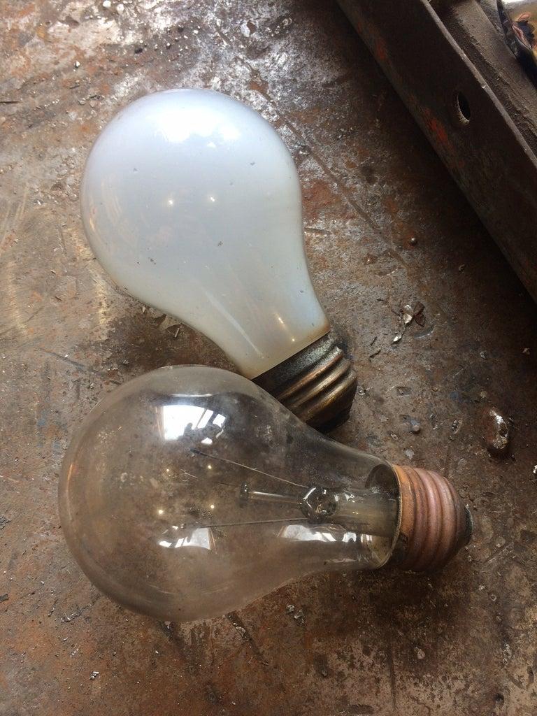 Preparing the Light Bulb