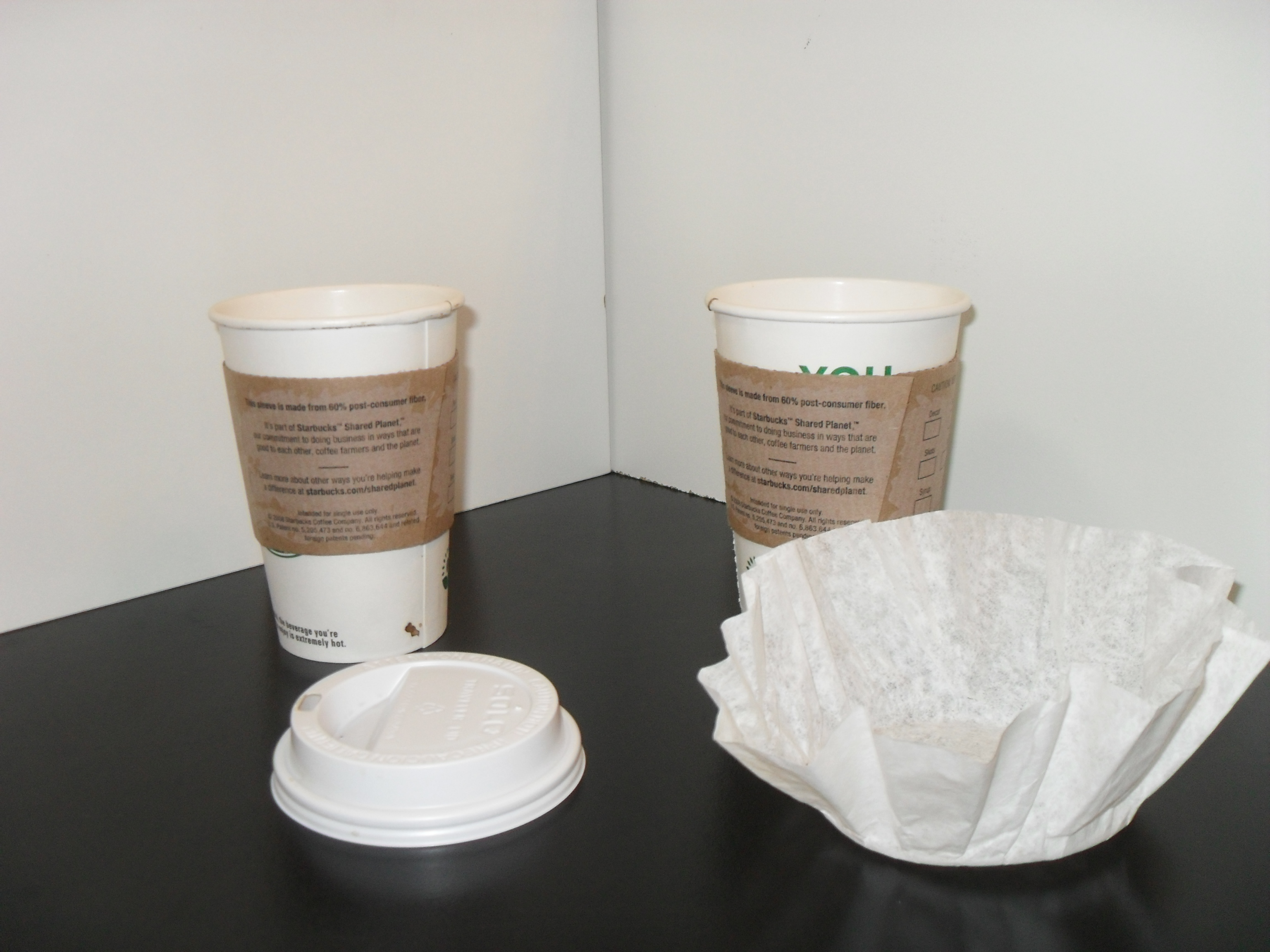 Coffee Cup Coffee Maker