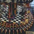 K'nex carousel