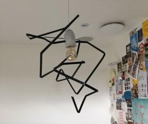 Concrete Modern Lamp