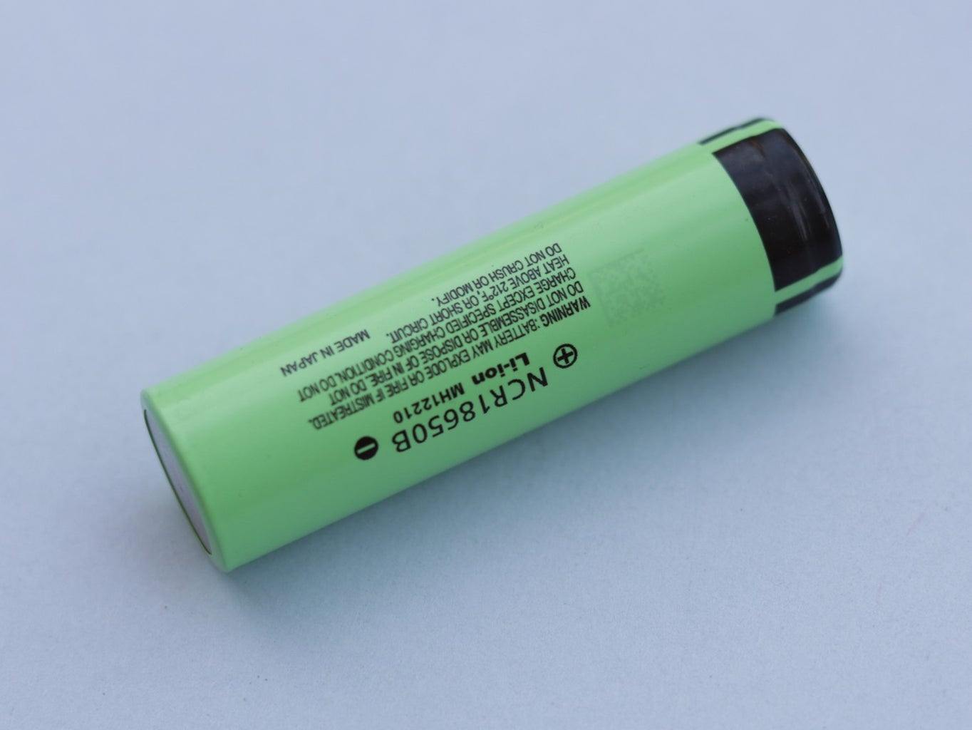 Selecting the Battery