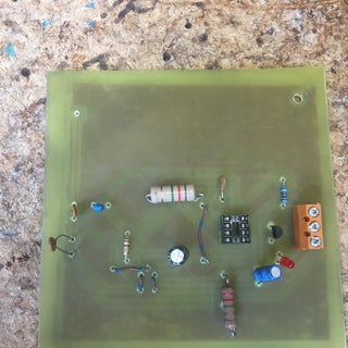 Simple Mobile Detector Circuit