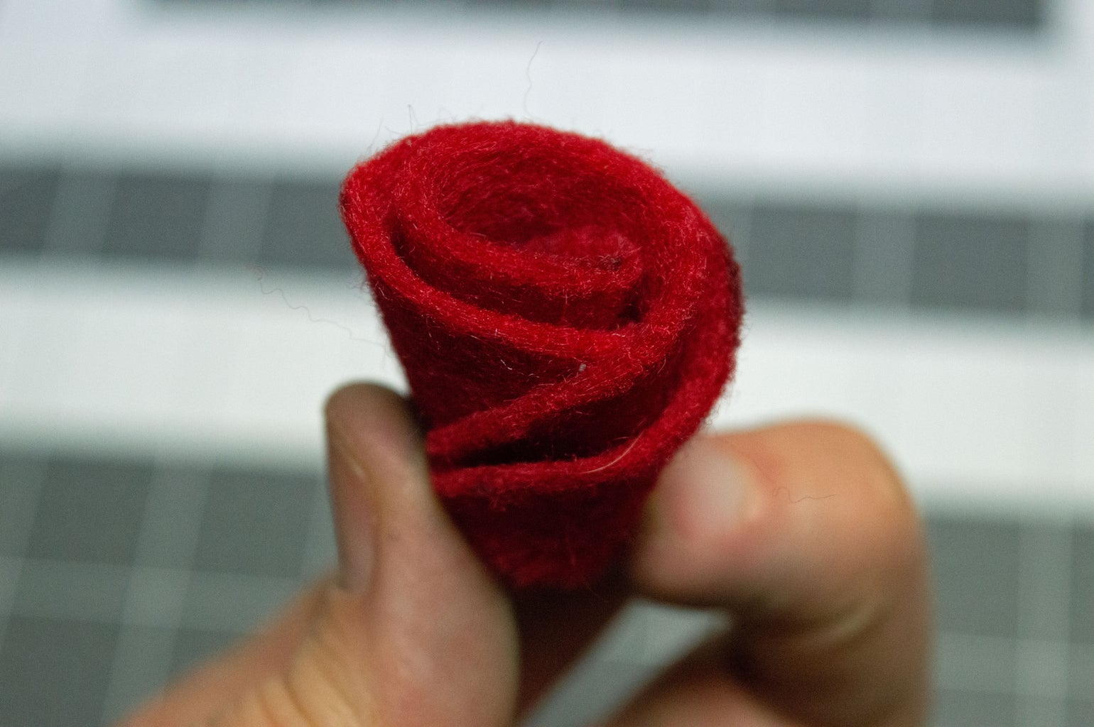 How to Make a Rose