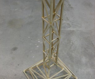 2011 Science Olympiad Towers Event Division C