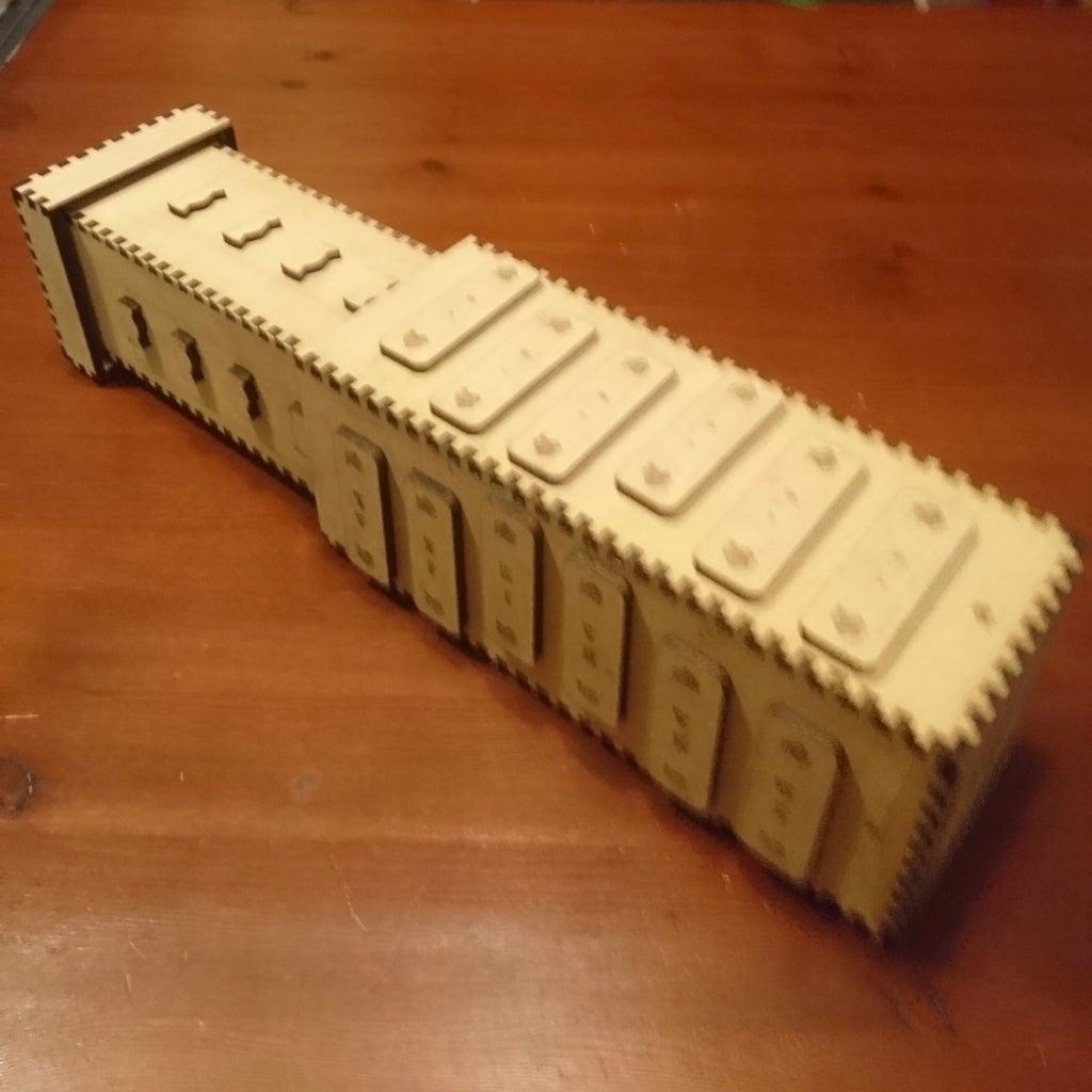Finished Puzzle Box