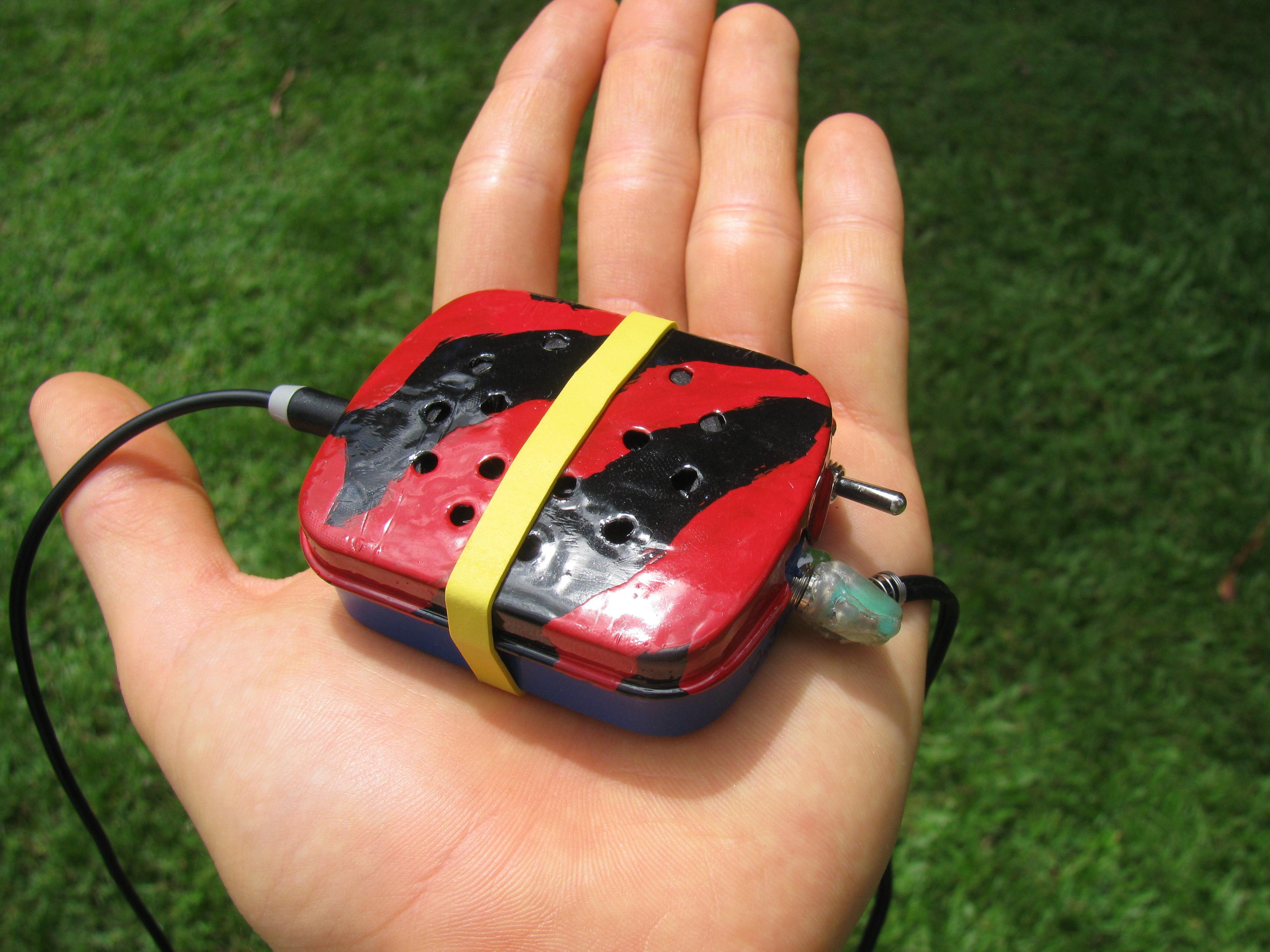 Mini Audio Amp