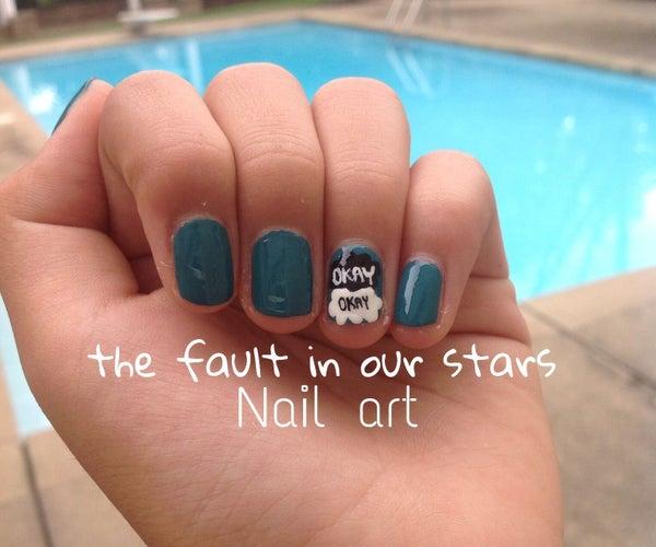 TFIOS Nail Art