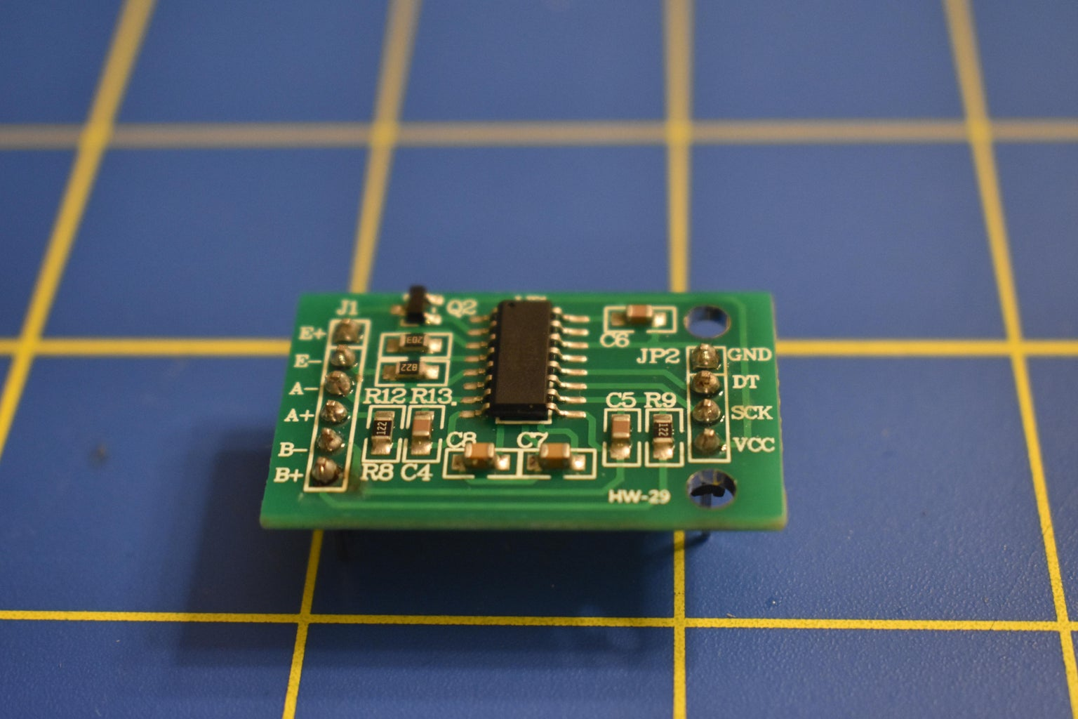 Component Selection - Load Cell Amplifier/ADC