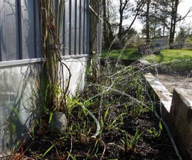 DIY Irrigation for My Gardens – Leaky Hose Upcycling!