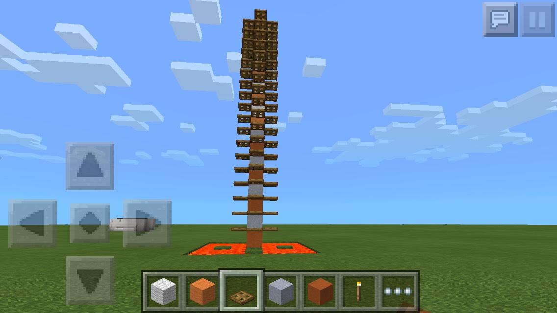 Minecraft Game Flip Flop