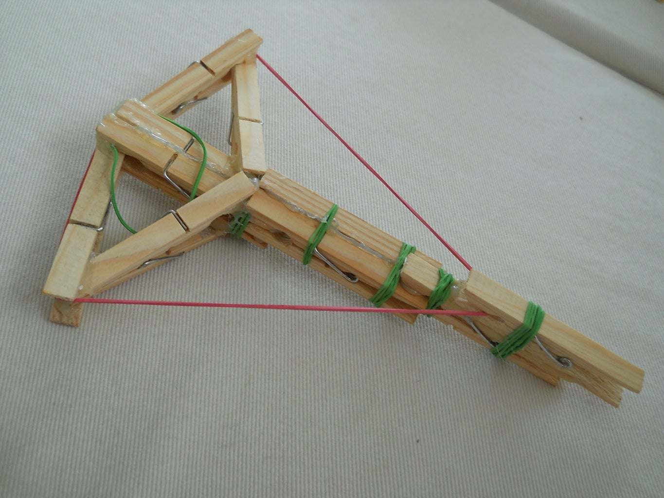 Making the Crossbow