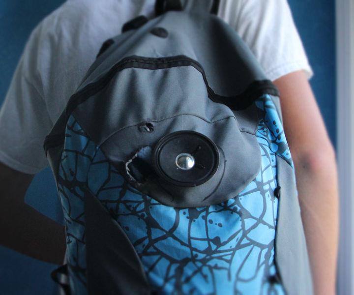 Bluetooth Backpack Speaker