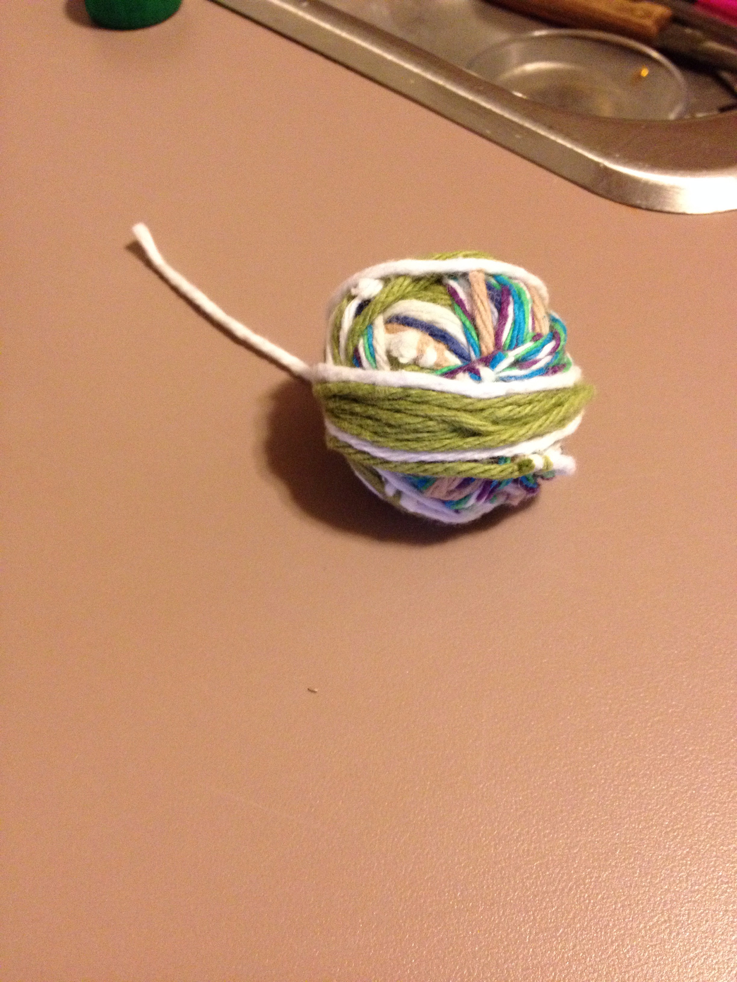 Magic Ball For Knit Or Crochet
