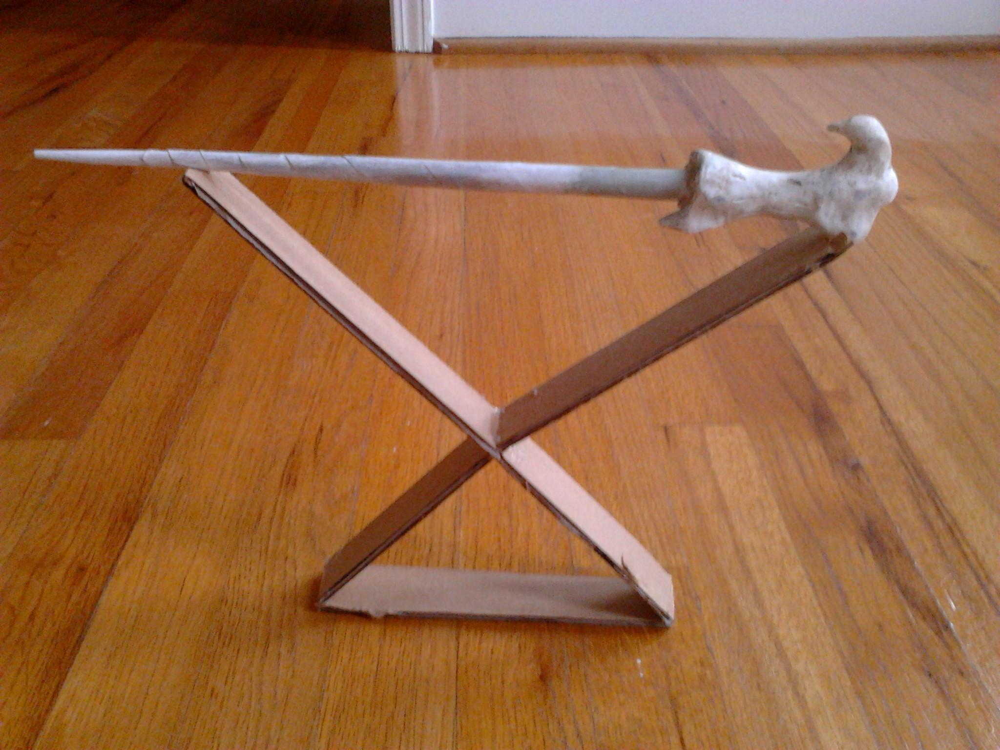Voldemort's wand