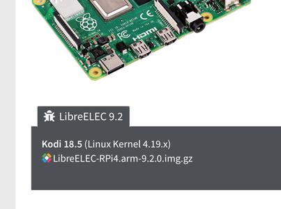 Download LibreELEC