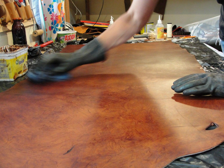 Dye Leather