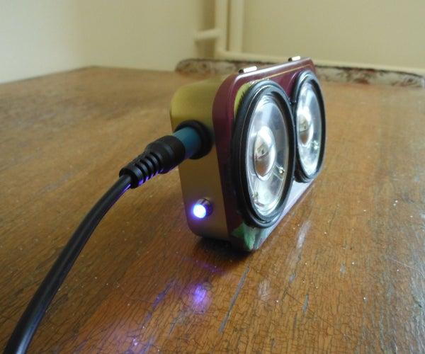 Waterproof Mini Stereo