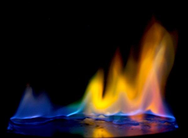 Colored Fire