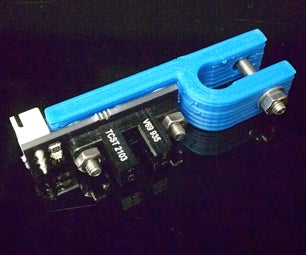 Improved Optical End-Stop