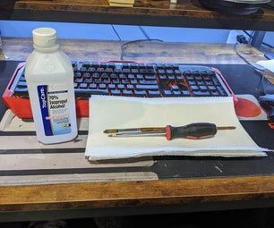 How to Properly Clean a Keyboard