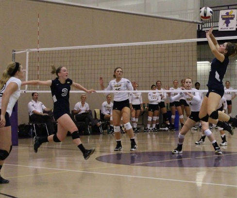 How to Set -- Volleyball101