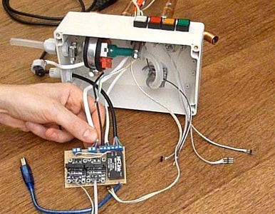 Assembly - Arduino and Power Supply