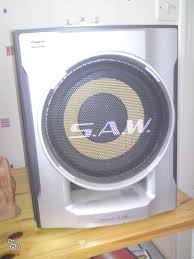 The Size of the Tower Speakers