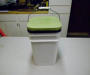 Fishing Bucket Seat &Tackle Box