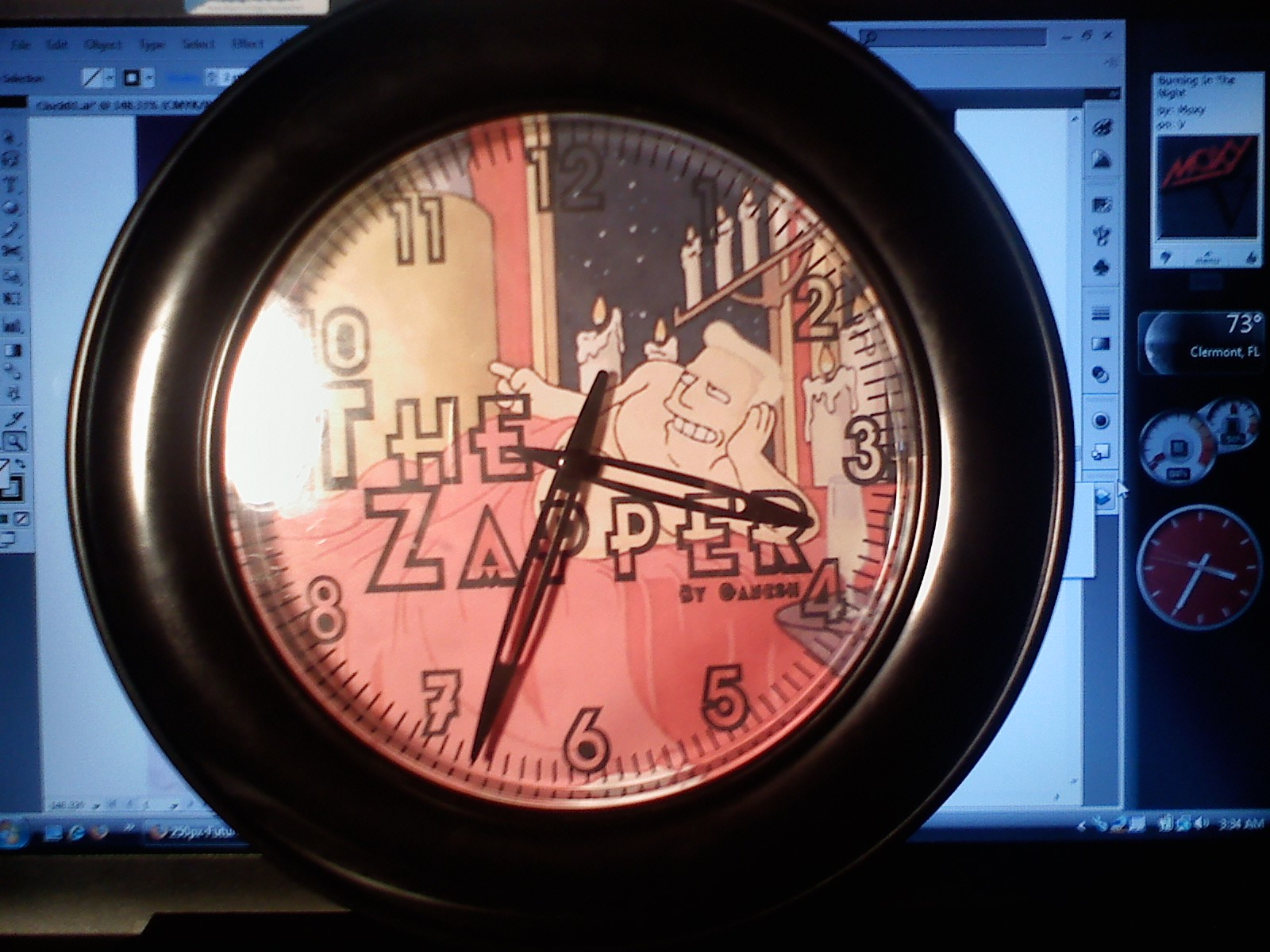 How to Make Your Very Own Professional Wall Clock