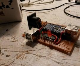 Arduino USB to Legacy MIDI Converter