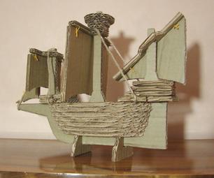 中世纪的船