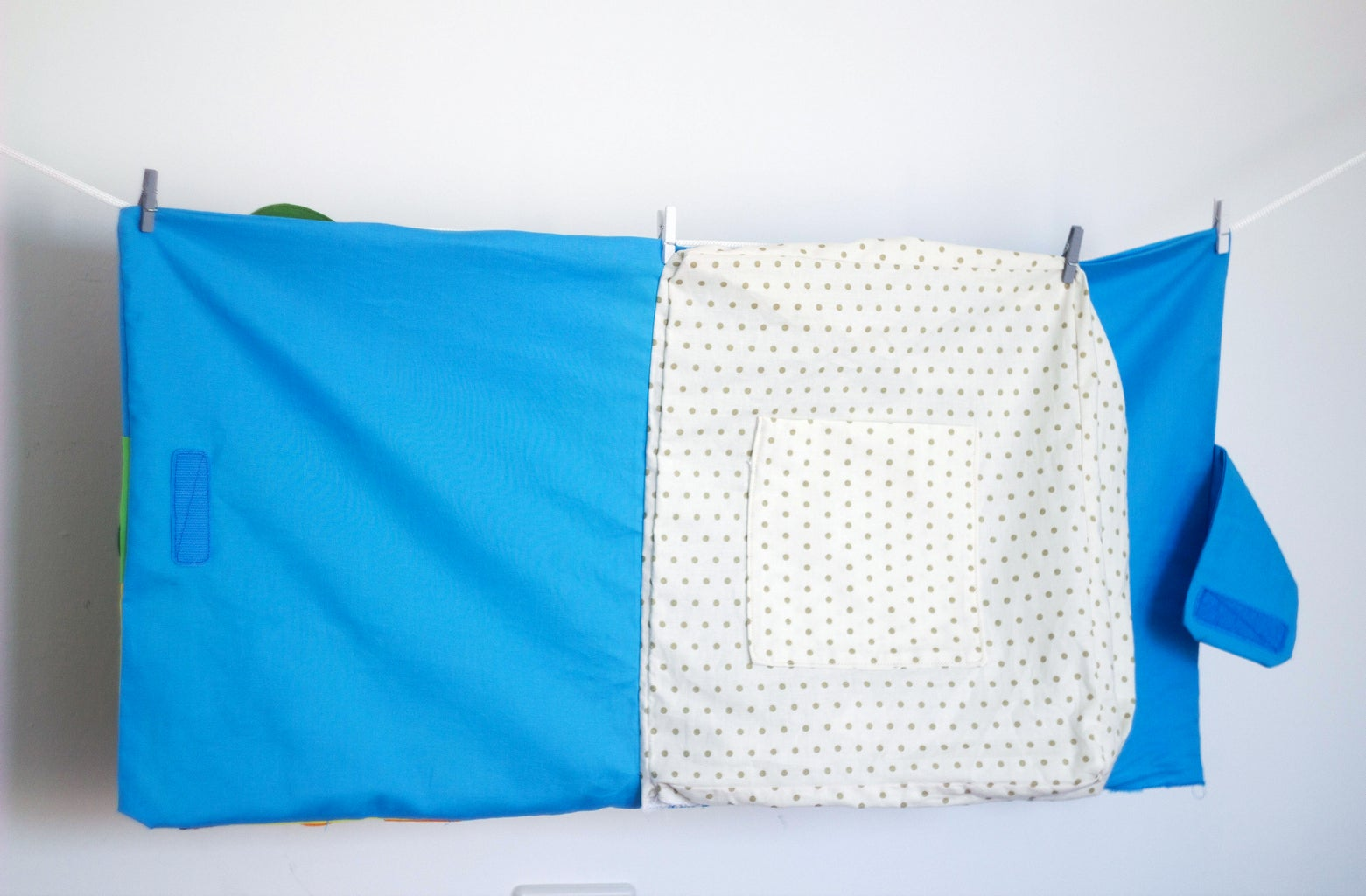 Assemble the Cover of the Pillow