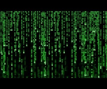 How to Create a Matrix Code in Notepad!!