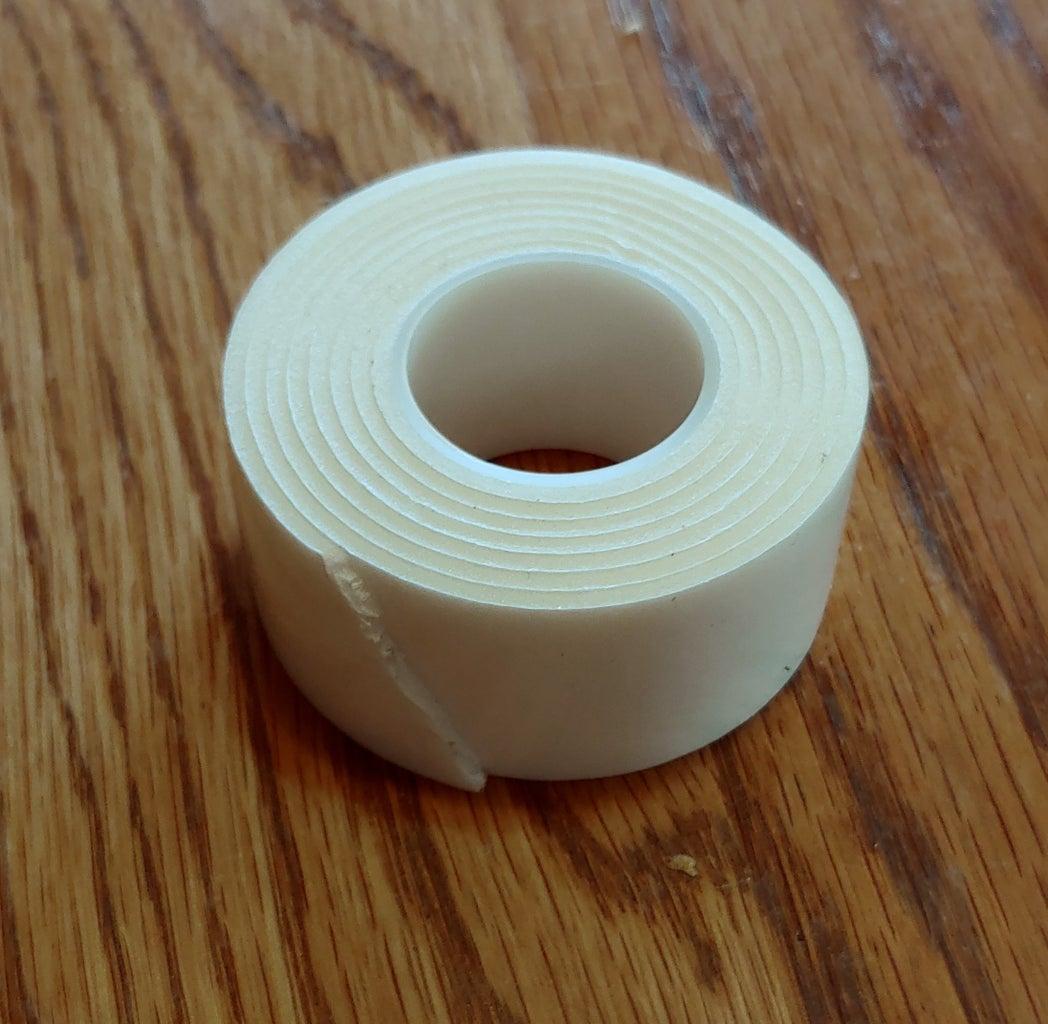 Sticky Tape (or Window Sealer).